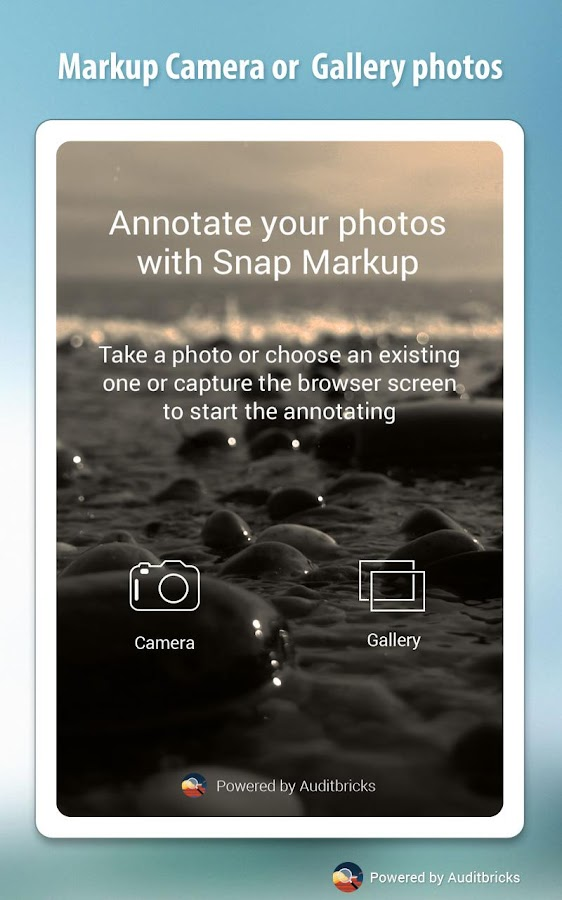 Snap Markup - Photo, imag, picture Markup tool- screenshot