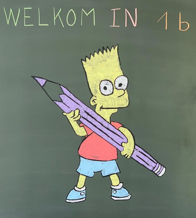Welkom in 1b