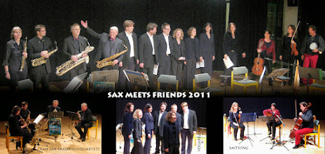 Photo: 2011- SAX MEETS FRIENDS in Gilching