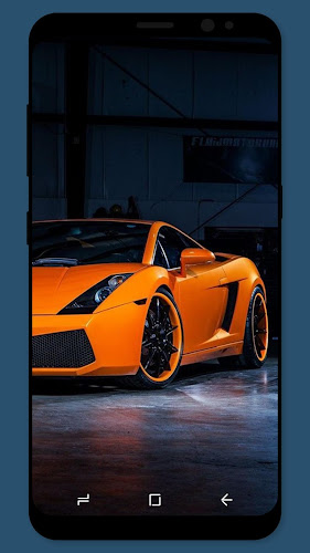 Super Cars Wallpaper Android App Screenshot