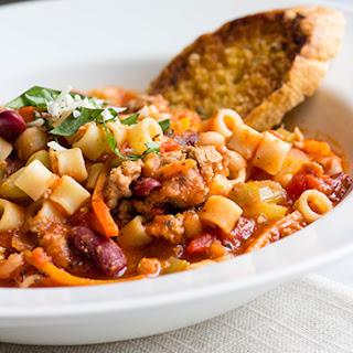 Italian Pasta Soup