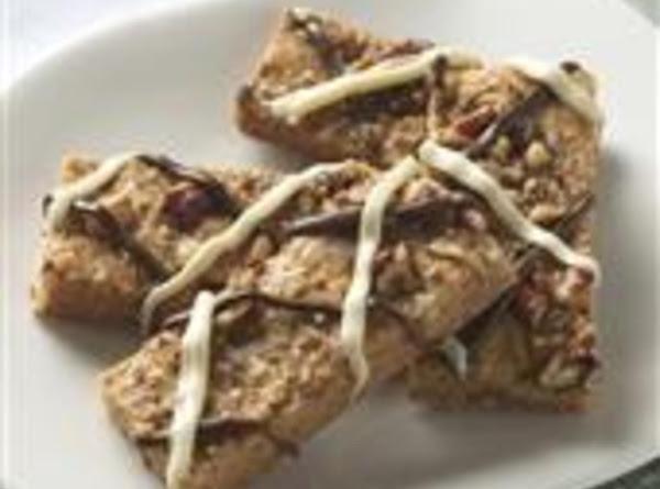 Chewy Cinnamon-apple Bars Recipe