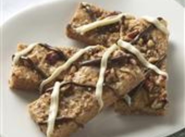 Chewy Cinnamon-apple Bars Recipe