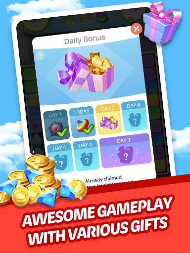 Lucky Diamond u2013 Jewel Blast Puzzle Game to Big Win  screenshots 2