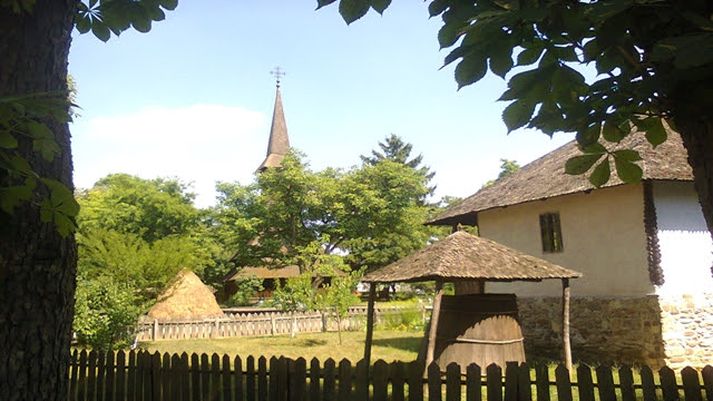 Bucharest Romania village museum