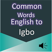 Common Words English to Igbo