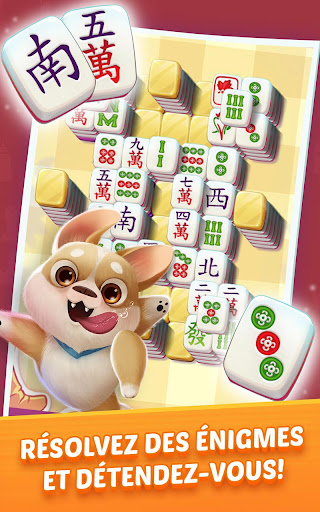 Mahjong City Tours  captures d'u00e9cran 2