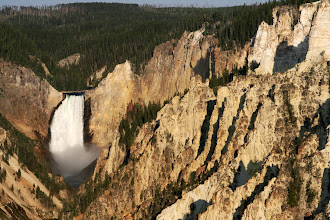 Photo: I love my pictures of the Grand Canyon of the Yellowstone