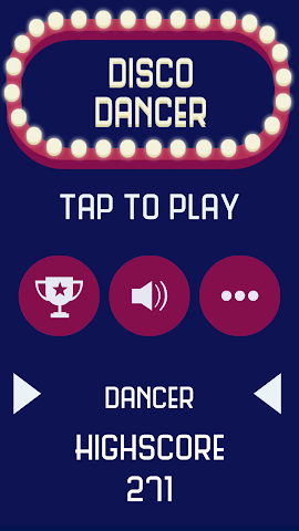 android Disco Dancer: Back To The 80s Screenshot 0