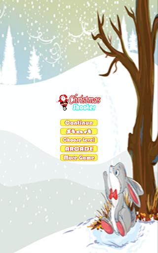 크리스마스 버블 슈터 게임