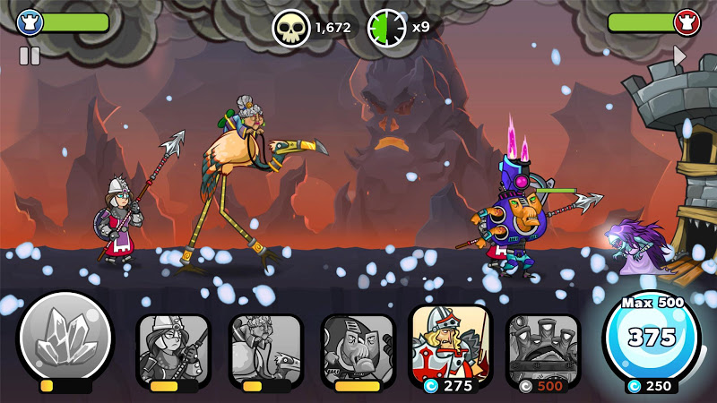 Tower Conquest Screenshot 16