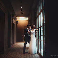 Wedding photographer Ruslan Videnskiy (korleone). Photo of 24.02.2015