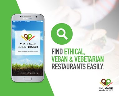 Humane Eating Project- screenshot thumbnail