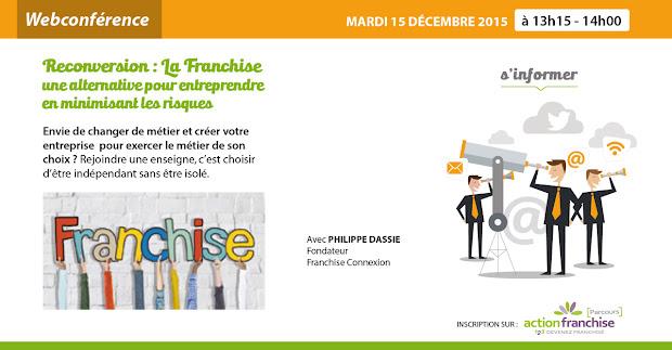 webinar du 15 décembre Parcours ACTION FRANCHISE