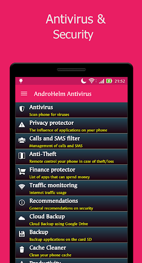 AntiVirus-Android v2.5.5