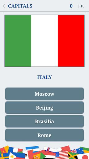 The Flags of the World u2013 Nations Geo Flags Quiz 4.9 screenshots 19