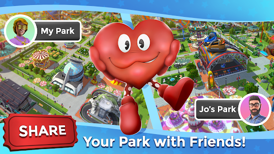 RollerCoaster Tycoon Touch Build your Theme Park 3 0 4 MOD