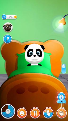My Talking Panda - Virtual Pet Game 1.2.5 screenshots 4