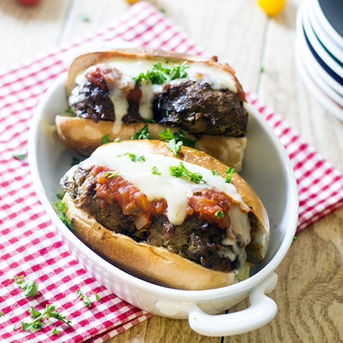 Italian Meatball Sandwich Recipe