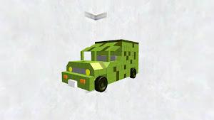 jeep(自衛隊使用)