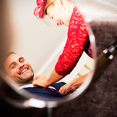 Wedding photographer Sara Izquierdo cué (lapetitefoto). Photo of 17.11.2016