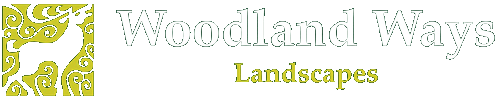 Woodland Ways Landscapes logo