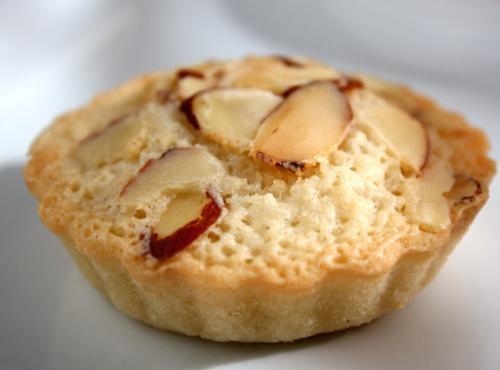 Paisley Almond Cakes Recipe