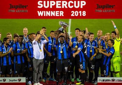 Topyoungster bijna weg: eerste uitgaande transfer Club Brugge nakend