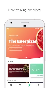 Lifesum - The Health Movement APK screenshot thumbnail 4