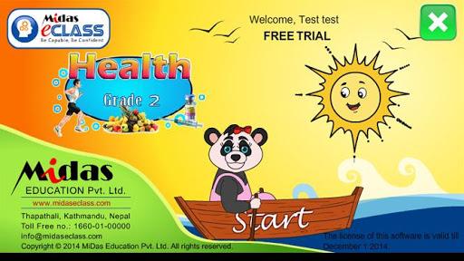 MiDas eCLASS Health 2 Demo
