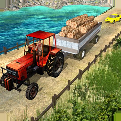 Heavy Tractor Cargo Transport: Farmer simulator