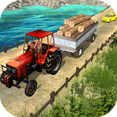 Heavy Tractor Cargo Transport: Farmer simulator