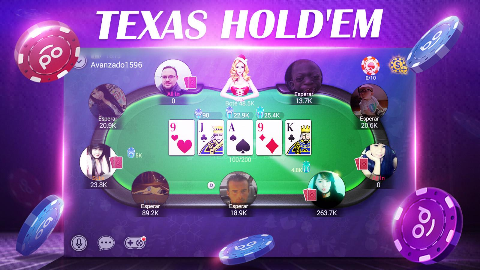 Cheat texas holdem poker boyaa android