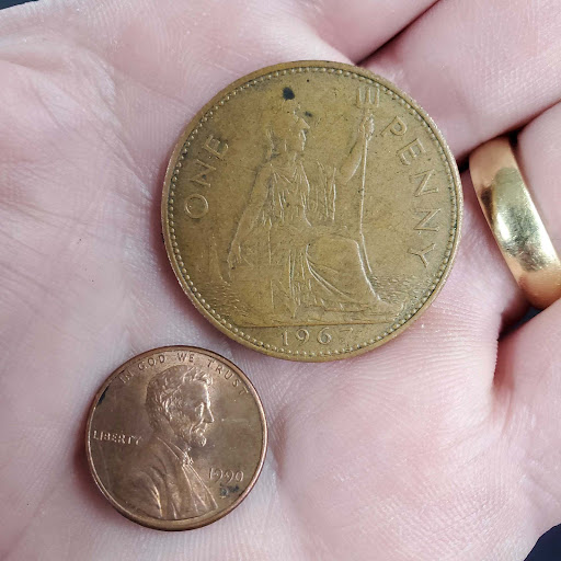 New York City Streets Are Paved With Lost Change (If You Look)