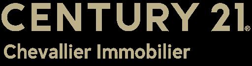 Logo de CENTURY 21 Chevallier Immobilier