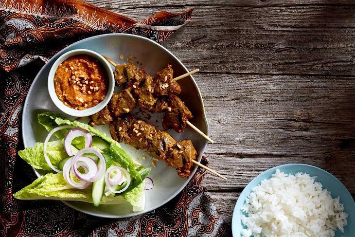 Malaysian Beef Satay Recipe