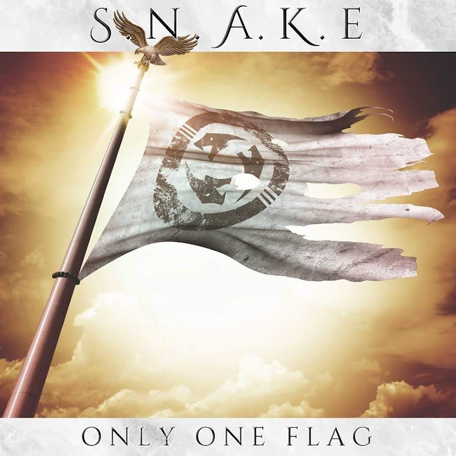 snake only one flag