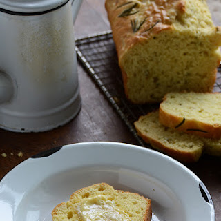 Rosemary-Onion Quick Bread