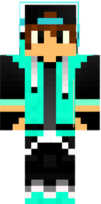 Girl Minecraft Wallpaper 64x32 Pixel Nova Skin