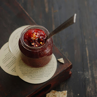 Pineapple Cranberry Chutney
