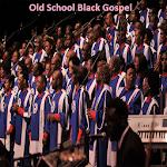 Old School Black Gospel Icon