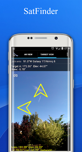 Satfinder 2018 Pro - Find TV Satellites 1.0 screenshots 2