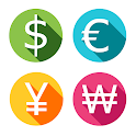 Currency Converter(Exchange Rate)- Currency Doctor icon