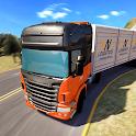 Truck Simulator 2020 Drive real trucks icon