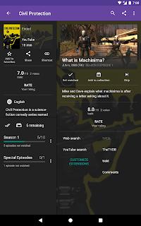 SeriesGuide screenshot 09