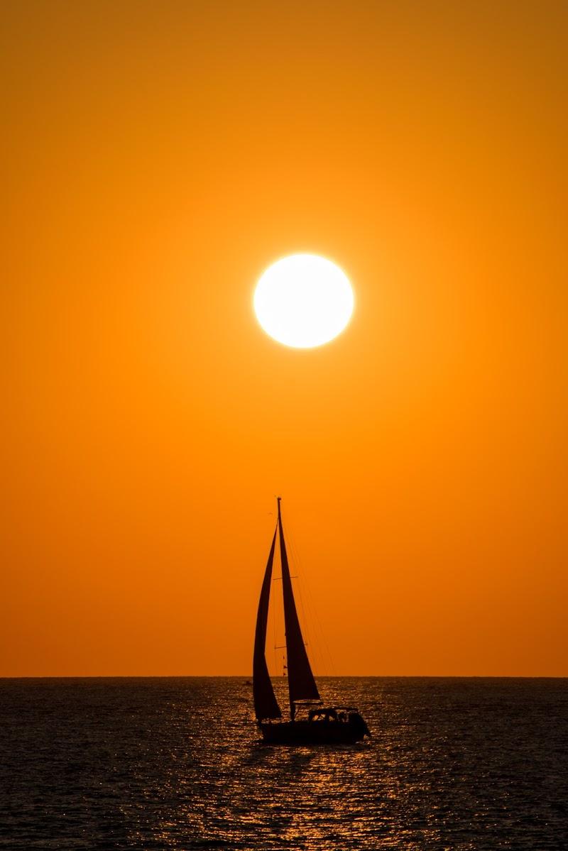 ecco il tramonto di DiegoCattel