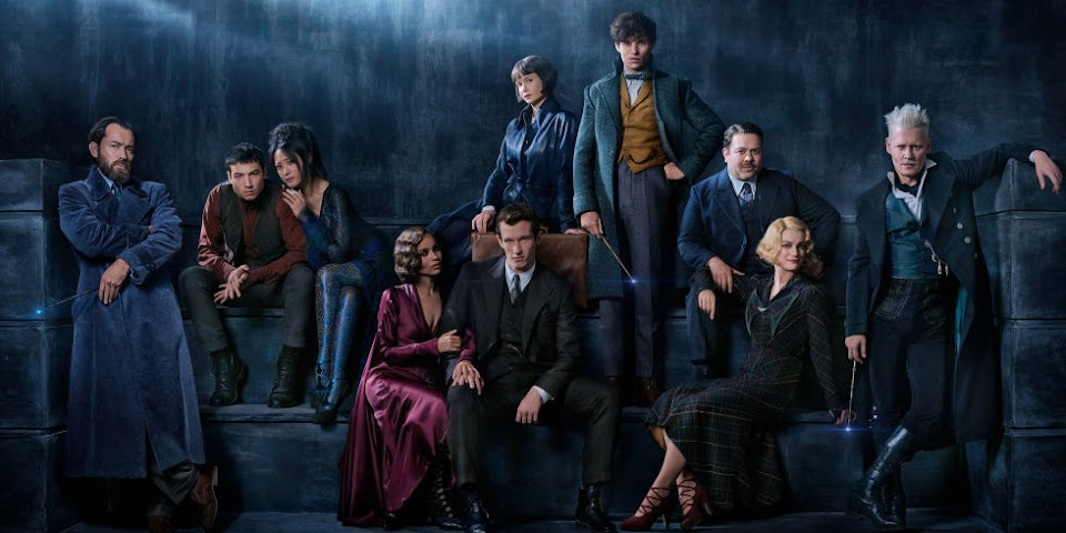 fantastic beasts crimes grindelwald nagini