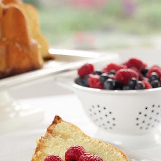 Limoncello Cream Cheese Pound Cake