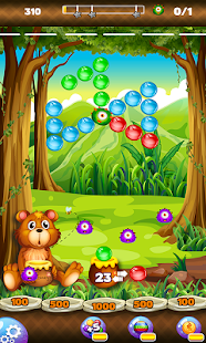 Honey Bear Bubble Blaster- screenshot thumbnail