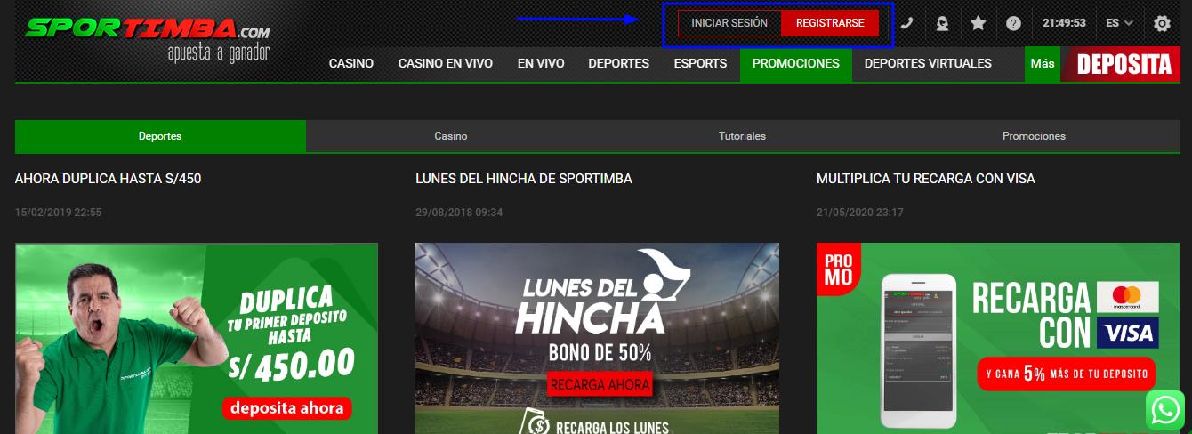 Sportimba Apuestas Deportivas